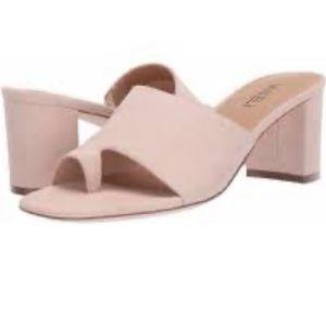 VANELi Maysa High Heels (Blush Lino Print)
